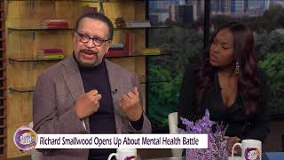 Sister Circle | Richard Smallwood Opens Up About Mental Health Battle | TVONE