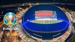 UEFA Euro 2020 Stadiums
