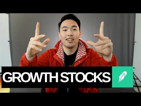 Growth Stocks 2019 on Robinhood (MY TOP PICK$)