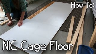 How To Make A Nic/c&c Cage Floor/level