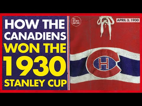 How The Montréal Canadiens Beat The Odds (And Won Their Third Stanley Cup)