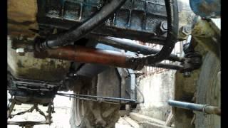 ГУР мтз-80 дороботка под цилиндр