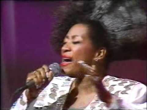 Patti Labelle On My Own. Live at The London Palladium pt.1