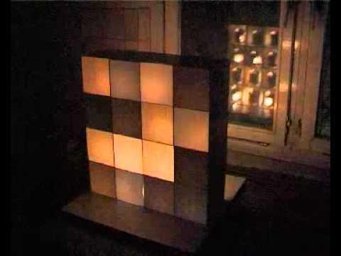 Paper Pixels Aram Bartholl, www.datenform.de 2005
