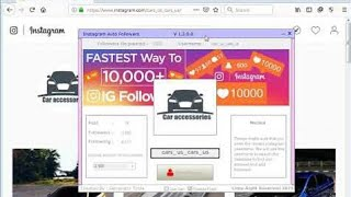 Get more followers instagram with [Instagram Auto Followers] ||NEW CONCEPT TECH