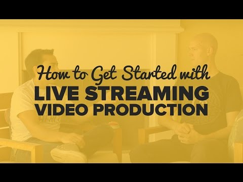 How to Get Started with Live Streaming Video Production – SPI TV Ep. 48