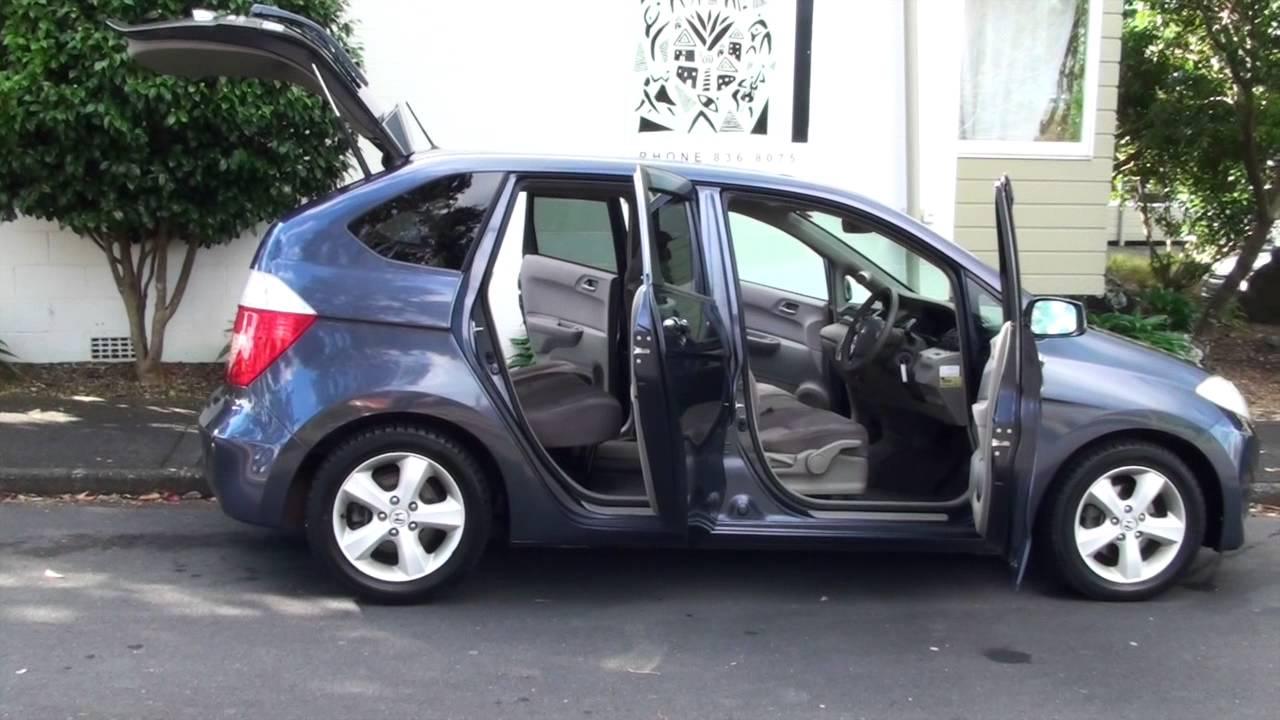 Honda Edix 20x 2005 100kms 6 Seater 2 0l