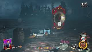 Call of Duty : Infinite Warfare Zombies Rave In The RedWoods Scene 122