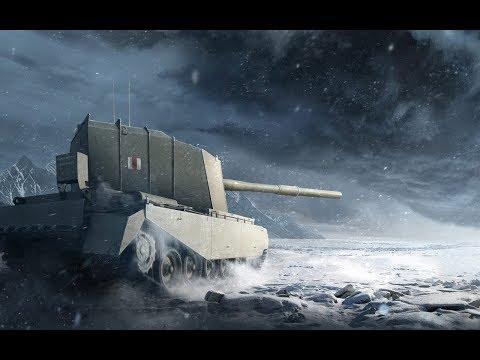 Бабаха лупит жестко!!! Бой World of Tanks на FV4005 Stage II - 3 фрага и 15,2 тыс. дамага!!!