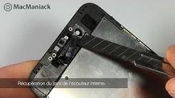 [TUTO FR] Comment remplacer l'écran et la vitre d'un iPhone 7? Tutoriel complet.