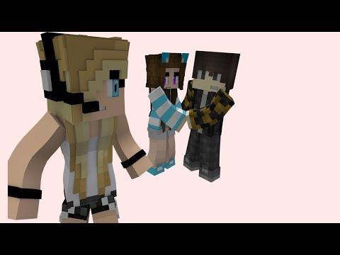 Minecraft Song videos Psycho Girl 15 ♫ He's No Good Lyric Video ♫ Psycho Girl vs Hacker Song
