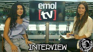 INNA - Interview at Emol TV Chile (18/04/17)