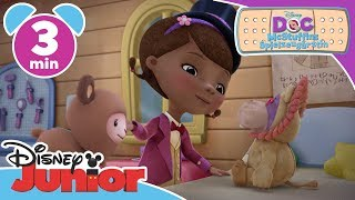 Doc McStuffins - Halloween Clip 3 | Disney Junior