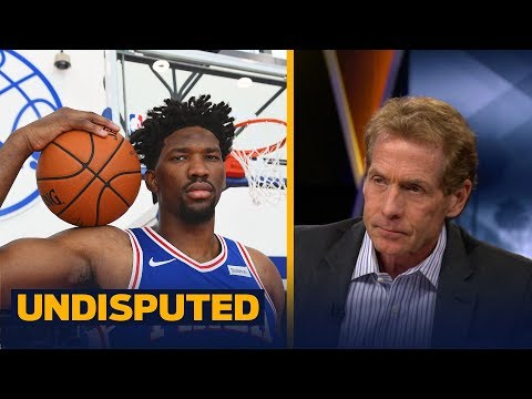 76ers sign Joel Embiid to huge contract extension - Skip and Shannon react | UNDISPUTED