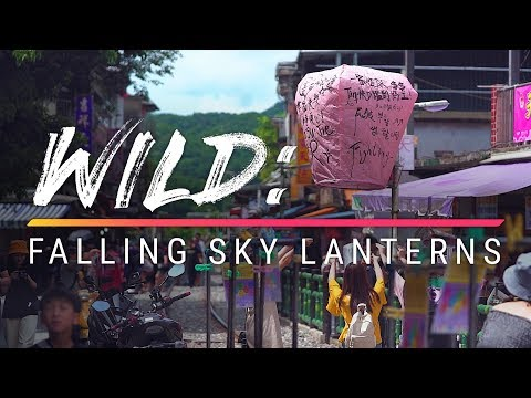 The Dark Side of Flying Sky Lanterns (WILD: Episode 4)