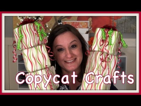 Copycat! ~ Christmas Gift Towers