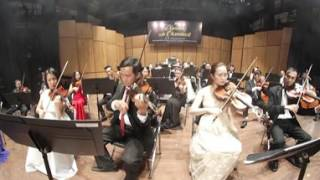 Georges Bizet Carmen Overture - Dancing with Classical 29-12-2016 - Video 360