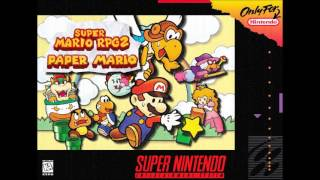 Battle Fanfare / Victory & Level Up - Paper Mario SNES Remix