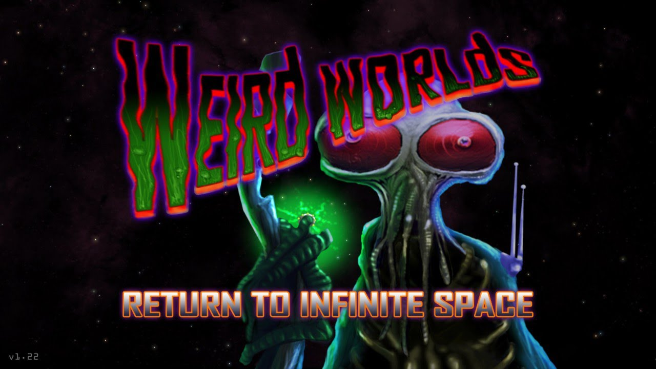 Let's Look At: Weird Worlds: Return from Infinite Space! [PC]