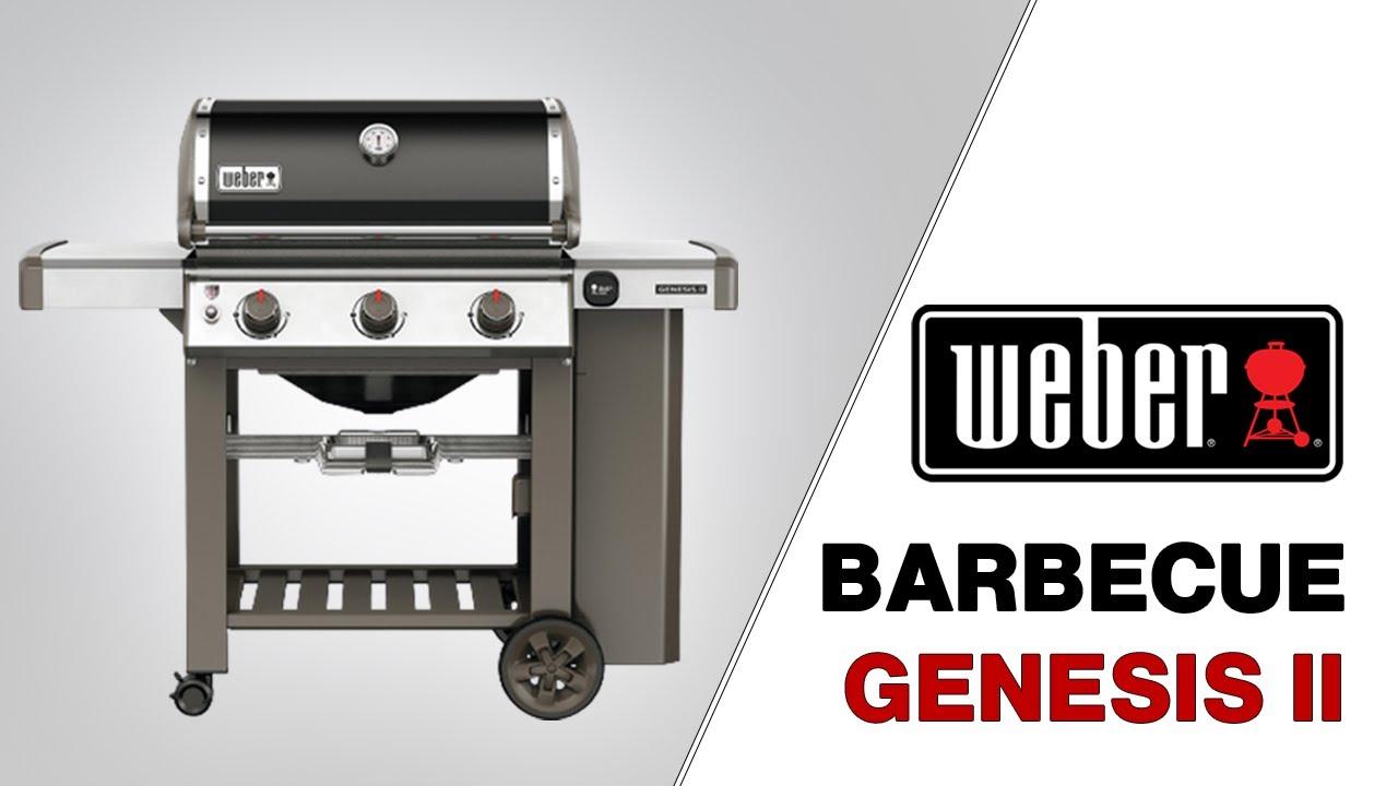 barbecue genesis ii