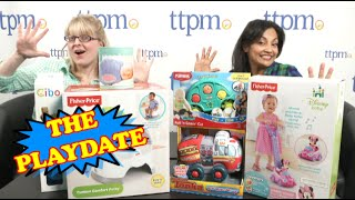 Best New Baby Toys & Gifts—Fisher-Price, Playskool and more! The Playdate.