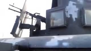 Iraq Army vs DAESH in IRAQ Recent War Video 2014