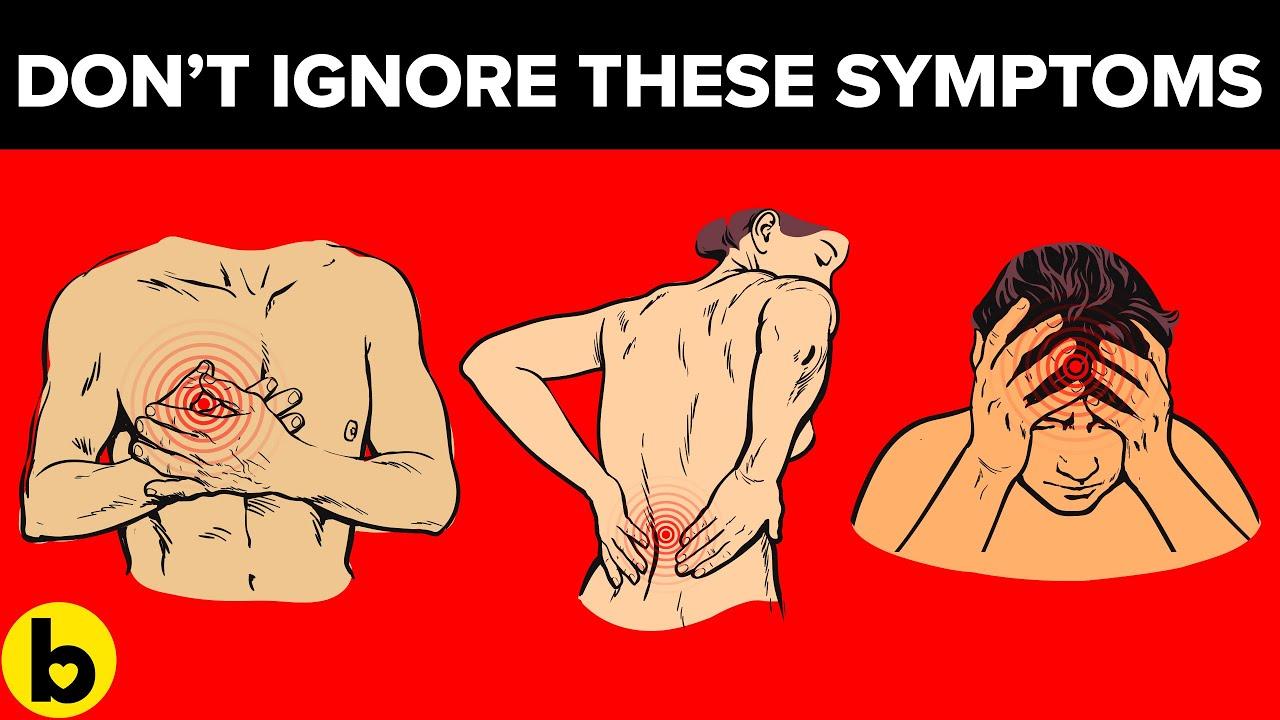 Симптоми што постарите луѓе не треба да ги игнорираат
