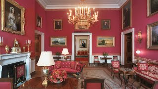 The Red Room: White House Video Tour