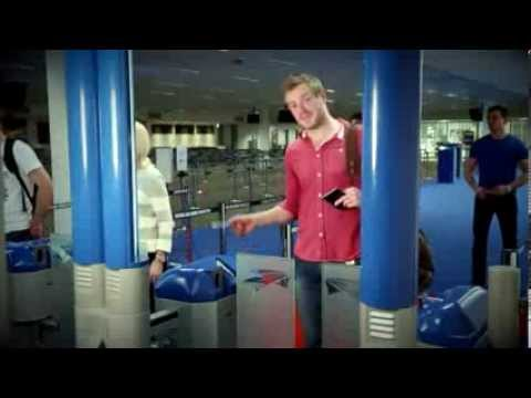 New SmartGate inflight video (Closed Captioned)