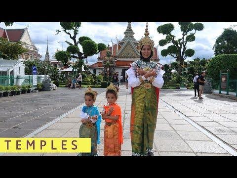 WAT ARUN, WAT PHO, GRAND PALACE | BANGKOK SERIE | 14/15