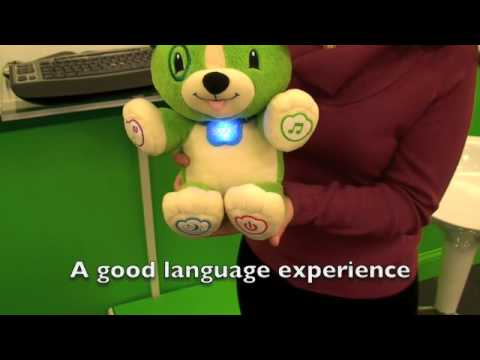 Leapfrog Scout And Violet Demonstration Youtube