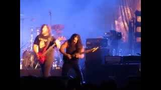 Obituary - Back on Top  (live at Hellfest 20/06/2015)