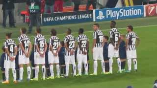 Juventus Stadium- Champions League song