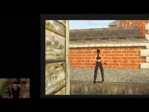 game time - tomb raider 2 (1997)