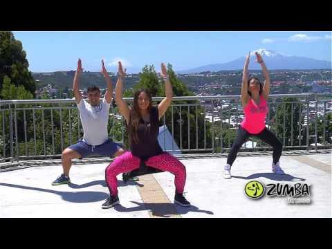 Meli Espinoza Instructora Zumba Fitness - Double Bubble Trouble by M.I.A.
