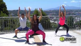 Meli Espinoza Instructora Zumba Fitness - Double Bubble Trouble by M.I.A.