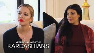 "Best ""Keeping Up With the Kardashians"" Moments of Kim, Khloé & Kourtney Kardashian 