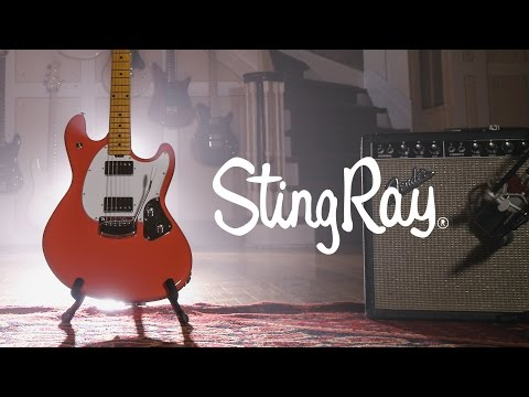 Ernie Ball Music Man: StingRay Guitar (feat. Daniel Donato)