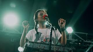 Danilla - Terpaut Oleh Waktu Live at LAWFEST 2019