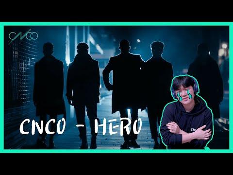 MV REACCION! CNCO – Hero (Official Video) (Reaccion del Coreano)