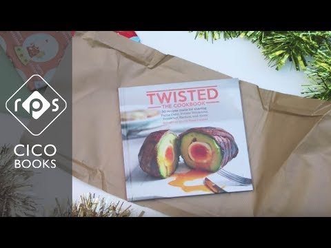 Twisted The Cookbook - Free Gift Wrap Edition with The Present Finder