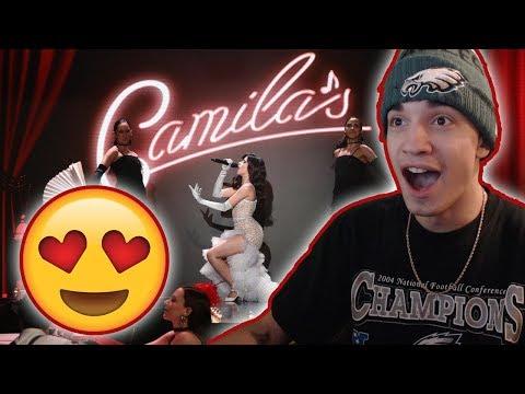 *SHES PERFECT 😍* Camila Cabello - Havana LIVE ON ELLEN - REACTION!