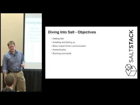 Diving into Salt Objectives, Part  1