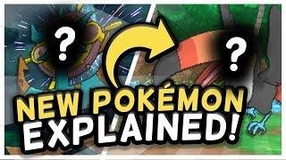 ALL NEW POKEMON EXPLAINED!! - Pokémon Sun and Moon Data Mine Part 1