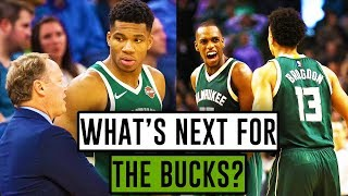 What's Next For The Milwaukee Bucks?