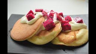 Làm bánh bông lan bằng chảo[không máy,không lò]