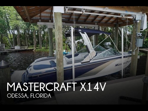 Used 2012 Mastercraft X14V for sale in Odessa, Florida