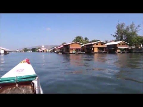 Bridge Over The River Kwai Tour Part 3 Kanchanaburi Thailand