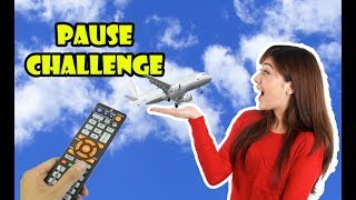 The PAUSE CHALLENGE for 24 hour/ pausa challenge