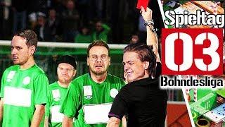3. Spieltag der Fußball-Bundesliga in der Analyse mit Max Galys | Saison 2019/2020 Bohndesliga